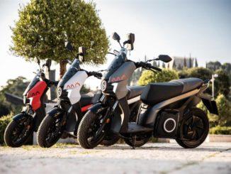 Debutta in Italia lo scooter Seat MÓ