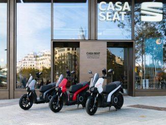 Anteprima nazionale al MIMO di Seat MÓ eScooter 125