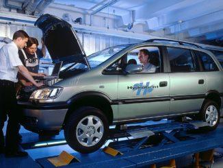Gli 11 di record a fuel celle di Opel HydroGen1 compiono vent'anni