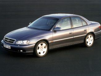 Storia. Trentacinque anni della prima Opel Omega