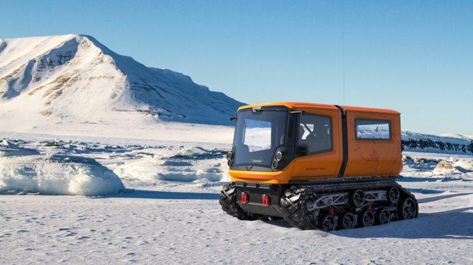 Svelata a Monaco la Venturi Antarctica 2021