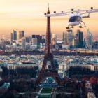 VoloCity flies over Paris