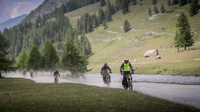 Nuova frontiera del turismo off-road green con Zero Motorcycles
