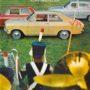 Opel-Werbeanzeige für den Kadett, 1967