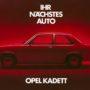 Werbung für den Opel Kadett C, 1973 (aus Prospekt A133041)