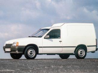 Storia. L'evoluzione del polivalente veicolo commerciale Opel Combo