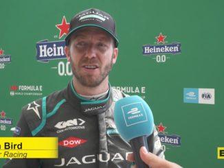 Le interviste di gara 2 della Formula E a New York