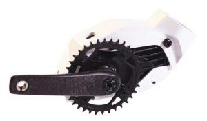 Il motore a movimento centrale per e-bike di Askoll