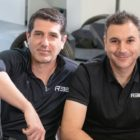 Daniel Barel, REE Co-Founder & CEO and Ahishay Sardes, Co-Founder & CTO