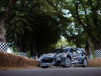 Verrà svelata a Goodwood il Puma Rally1, il nuovo prototipo Ford per il WRC