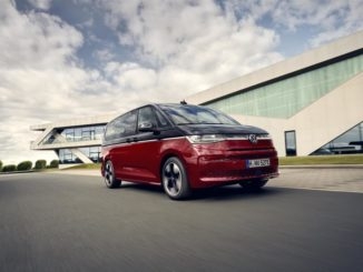 """Il nuovo Volkswagen Multivan premiato con il """"Red Dot: Best of the Best"""""""
