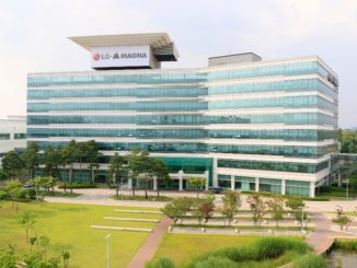 Joint venture LG e MAGNA