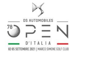 78° Open D'Italia di Golf. DS Automobiles è title sponsor