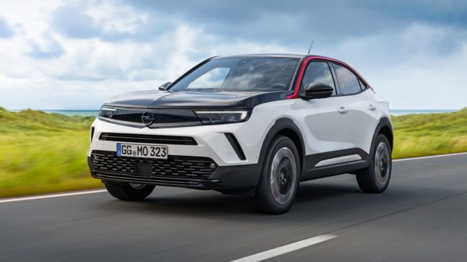 Opel GS Line, sinonimo del look sportivo della casa del fulmine