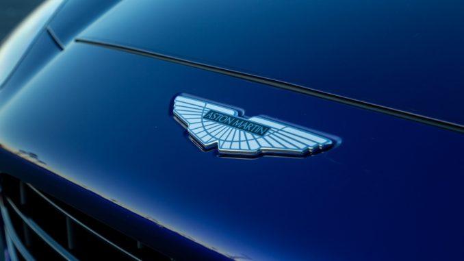 Aston Martin elettrica nel 2025