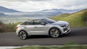 Via agli ordini in Italia del nuovo SUV Audi Q4 Sportback