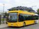 Primo autobus elettrico BYD nella città finlandese di Turku