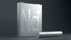 Svelate le prime batterie CATL agli ioni di sodio, in grado di caricare fino all'80% in 15 minuti
