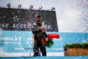 Formula E. Podio per António Félix da Costa nella seconda gara di New York