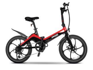 Svelata la e-bike Ducati MG-20
