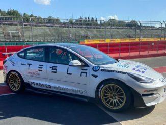 A Imola il via al campionato elettrico E-STC Series