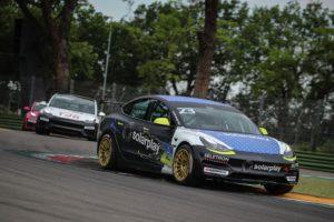 Evento lancio del campionato E-STC Series a Imola