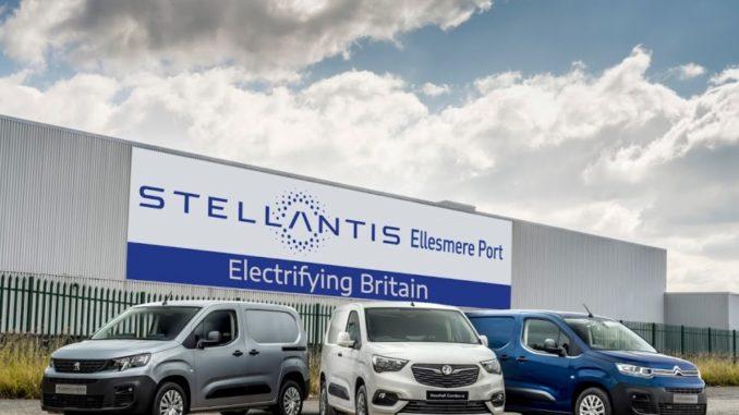 Stellantis investe 100 milioni di sterline nell'impianto Vauxhall di Ellesmere Port