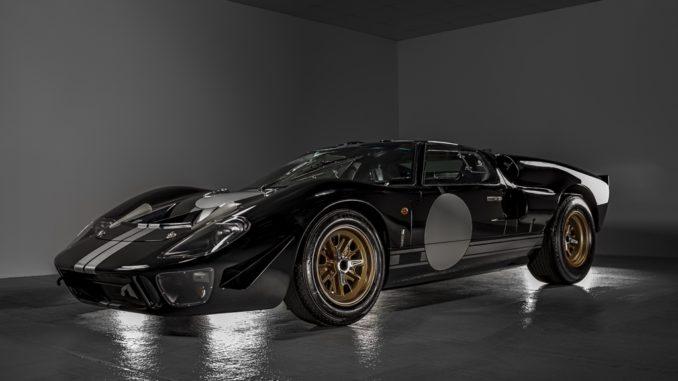 Partnership tra Everrati e Superperformance per la leggendaria GT40 elettrica