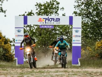 La Federazione Internazionale di Motociclismo (FIM) lancia la FIM E-Xplorer World Cup