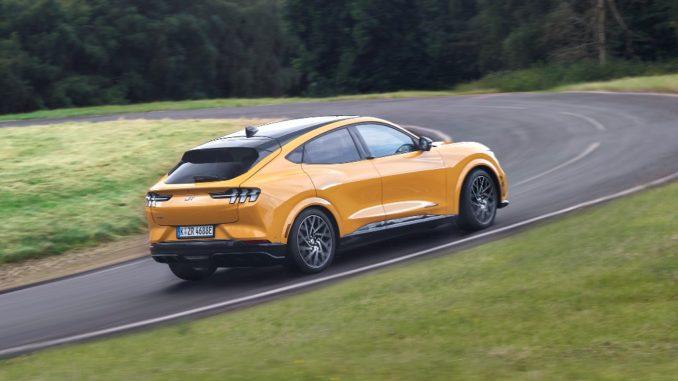 Aperte le ordini online in Italia della Ford Mustang Mach-E GT