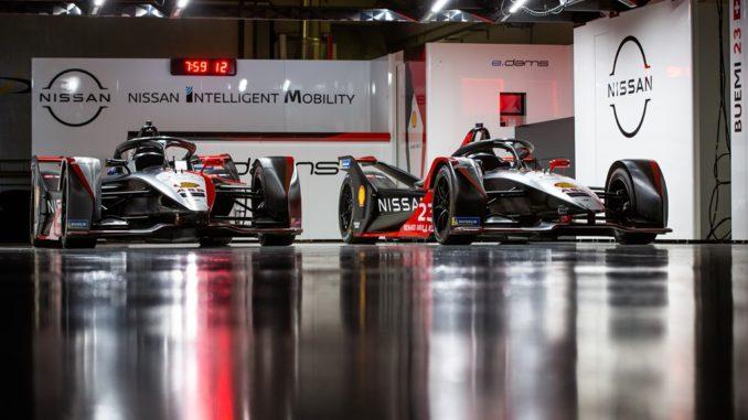 """Piloti di Formula E sotto controllo con """"Nissan Brain to Performance"""""""
