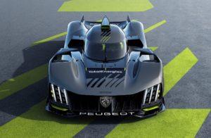 Leone da corsa, ecco la nuova Hypercar Peugeot 9X8, disegnata per correre nel WEC