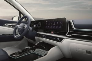 Il nuovo SUV urbano Kia Sportage