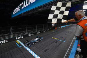 Formula E: prima vittoria di Alex Lynn al secondo Heineken London E-Prix