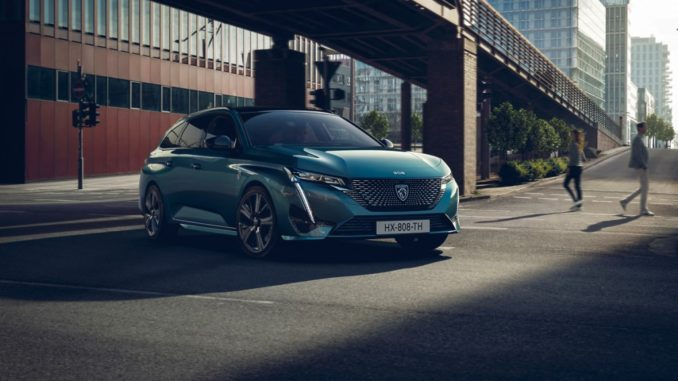 Peugeot: 70% dei modelli elettrificati dopo l'arrivo di Nuova 308