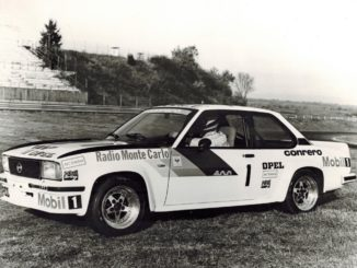 Storia. Opel Ascona 400 vinceva il Campionato Italiano Rally 1981