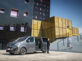 Opel Zafira Life… sinonimo di versatilità estesa…