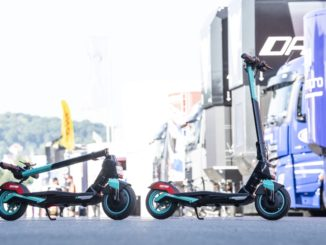 Partnership Petronas SRT con Velocifero per monopattino elettrico