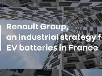 La Francia nel cuore del Gruppo Renault per la strategia industriale delle batterie EV