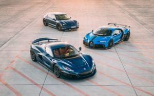 Bugatti Rimac, il nome del nuovo produttore di hypercar