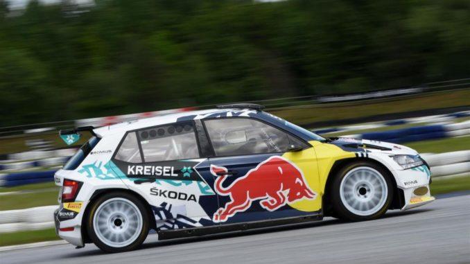 Škoda Motorsport coinvolta nello sviluppo dell'elettrica da rally Škoda RE-X1 Kreisel