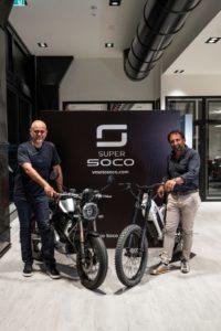 Partnership commerciale tra Stealth Electric Bikes e VMoto Soco Italia