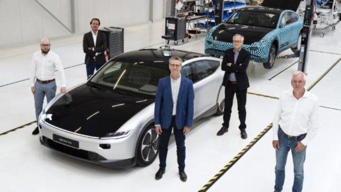 Valmet Automotive produrrà Lightyear One
