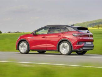 Debutta in Italia la Volkswagen ID.4 GTX