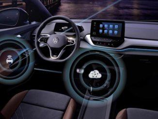 Aggiornamento tramite software over the air da Volkswagen per la gamma ID.