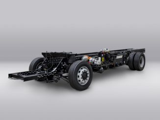 Presentato da Volta Trucks il primo prototipo di telaio Volta Zero funzionante