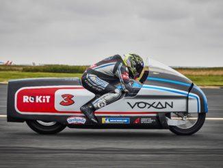Voxan e Max Biaggi: la strada verso il tentativo di record mondiali di velocità