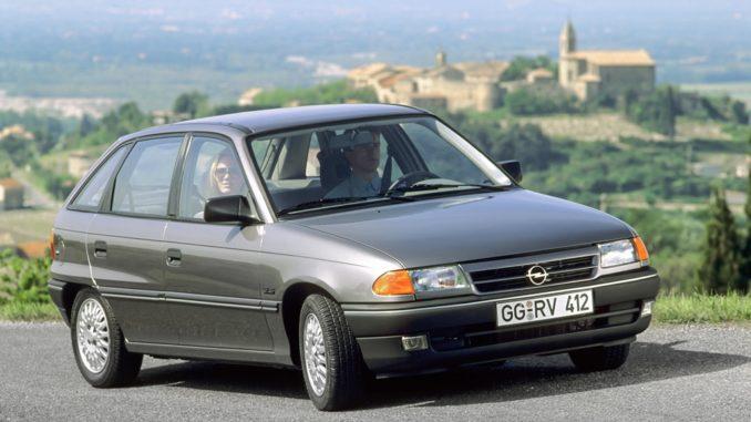 Storia. I 30 anni di Opel Astra
