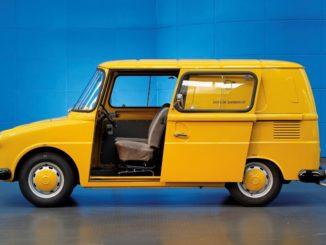 Storia. La Volkswagen Fridolin