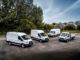 Debutto sulle strade europee di Ford E-Transit